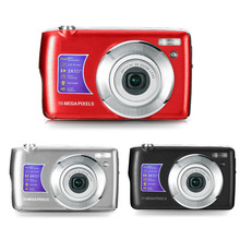 "High-quality 2.7"" LCD 1280X720 HD 20MP Digital Camera 8x Zoom Smile Capture Anti-shake Mini camcorder Video Camera free delivery"