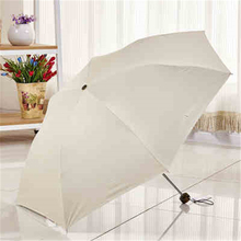 Folding Umbrella Rain Women Windproof Black Parapluie Paraguas Parasols Adult Compact Beach Sun Uv Umbrella Protection DDGXZ8(China)