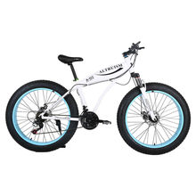 ALTRUISM A-100 Unisex Bicicleta Mountain Bike Aluminum Alloy Bicycle Frame 26*4.0 Fat Bike Tire Bicycles(China)