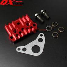50cc 70cc 110cc 125cc 140cc Horizontal Engine CNC Oil Cooler Cylinder Cover Dirt Pit Bike Monkey Bike Atv Quad Spare Parts