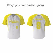 baseball jersey with digital printing sublimation new design sublimated custom baseball jerseys