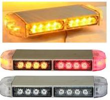 Free shipping high bright Generation III 1 Watt mini led lightbar/mini led strobe lightbar/mini led warning lightbar(China)
