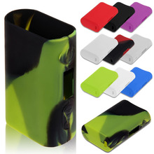 Silicone Case Cover Sleeve for iStick iPower Power Kit TC Skin Mod Wrap Storage Box Holder
