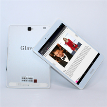 Glavey 3g gsm phone call Dual camera 2MP/8MP tablets7.85 inch MTK8312 1GB/8GB android 4.2 FM Bluetooth WIFI tablet pc(China)