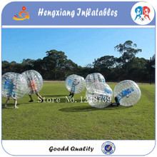10pcs+2blower Wholesale Good Quality TPU 1.5M Zorb Ball,Inflatable Ball Suit, For Rental Business,Bubble Soccer,Bumper For Fun(China)
