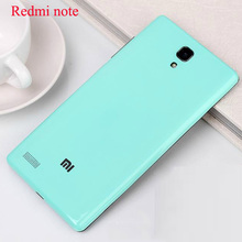 For xiaomi redmi note Case Original Battery Back Cover For Xiaomi Redmi Note 5.5inch Housing case Cover Replacement Part Skin