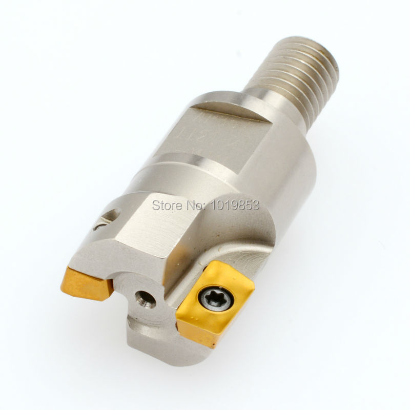 AP350-1121-2T-M10 modular type Small milling cutter for anti vibration holder APMT1135 carbide inserts<br>