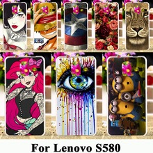 Buy TAOYUNXI Mobile Phone Case Lenovo S580 S 580 5.0 inch Silicone Case Hard Plastic Cover Coque Capa Housing Bag Shell Skin for $1.42 in AliExpress store