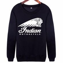 Kiwiqiwei The Indiana People Letter Black Hipster Hoodies Women Casual Harajuku Sweatshirts Sudaderas Mujer Tops #109