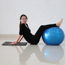 85CM Yoga Fitness Buttock Ball Pilates Body Building Bottom Ball Figure Slim Weight Lose Exercise Training Yoga Ball