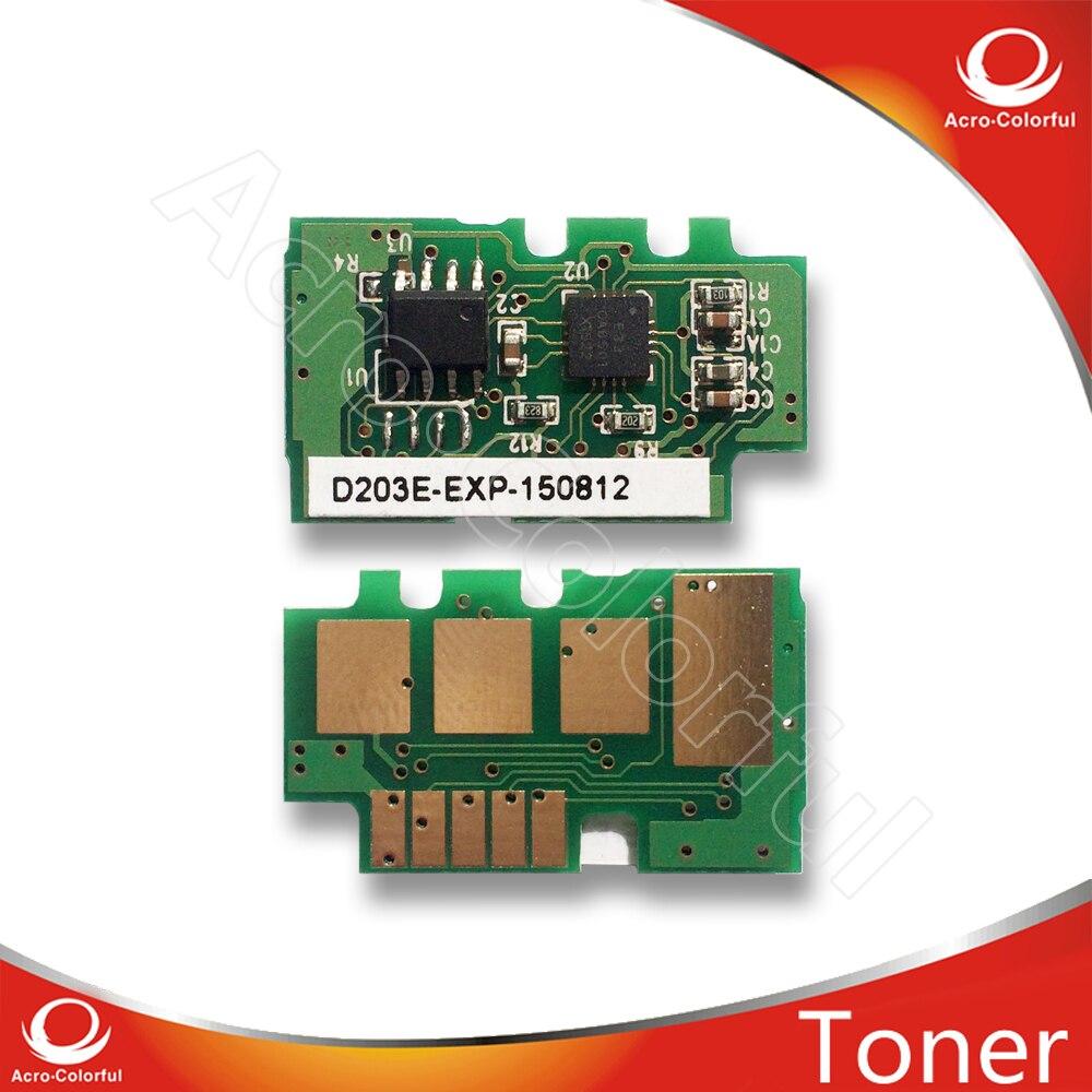 MLT-D203E 10k Reset Chip for Samsung d203 ProXpress SL-M3820 4020 M3870 4070 Laser Printer Toner Cartridge Chips<br><br>Aliexpress