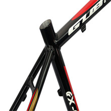 GUB 600 Truck Frame Bike Frame Mountain Bicycle Frame With  26 - Inch Cone Frame Aluminium Alloy For GUB G - 800 Bowls Black