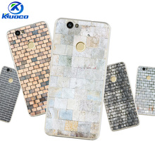 Personalized DIY For Huawei Enjoy 6 / 6S Phone Case For Huawei Honor Nova 5C Cover For Huawei Mate7 Soft TPU Bricks Printing