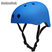 Professional adult & kids helmet Safety hat for Rock climbing skiing roller skating skateboarding B-Boying Head protection