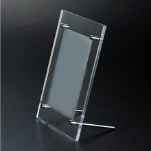 "(GT3162-14inch)  16""x14"" Acrylic Plexiglass Movie Poster Frames ,Perspex Photo Frames, Plastic Advertising Display Holder"