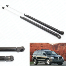 2pcs Tailgate Boot Auto Gas Spring Struts Prop Lift Support For 2006 2007 2008 2009 Dodge Durango Chrysler Aspen