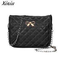 XINIU hot sale bolsas female handbags womens fashion leather shoulder bags tote purse vintage ladies pouch messenger hobo bag(China)