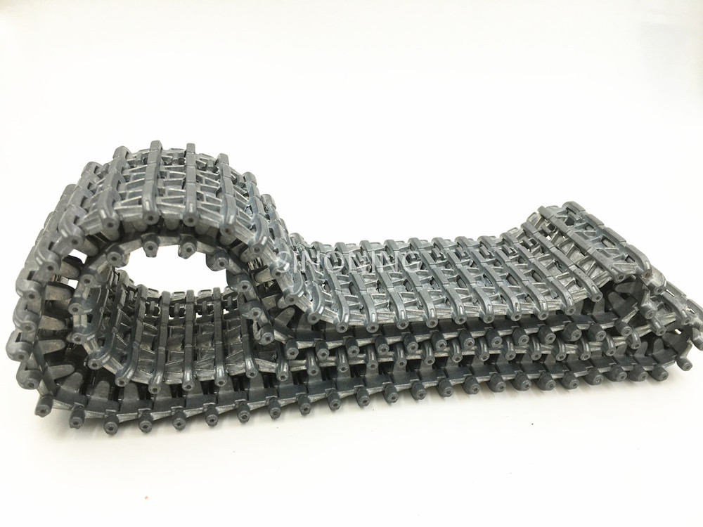 All metal track for robot tank Heng Long 3818 1:16 1/16 rc Germany Tiger 1 pcs DIY<br>