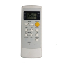 Replacement Panasonic Air Conditioner Remote Control A75C2147 A75C2151 A75C8252 A75C2151(China)