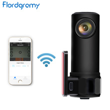Flordgramy Mini Car Dash Cam Wireles DVR APP Monitor WiFi Hidden Car Camera Video Recorder Dash cam Night  Vision Registrar