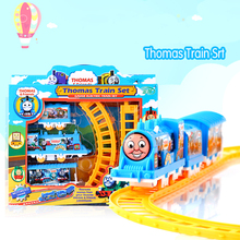 Thomas Train Electric Railway Rail Track Train Thomas And Friends Boy Toy Car Hot Wheels Cars Machines Kids Toys for Children
