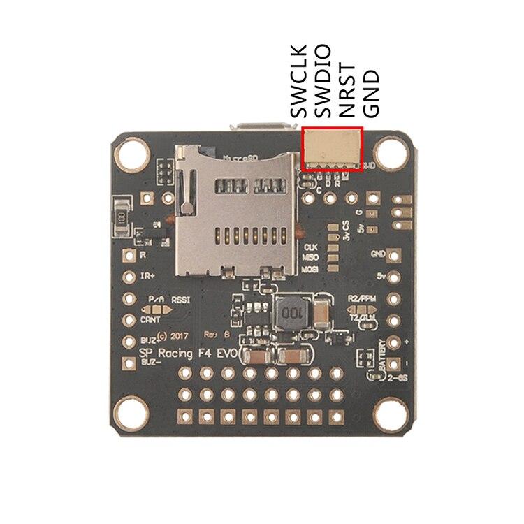 F21746 JMT SP Racer F4 EVO Flight Controller board 2-6S Built-in BEC Barometer &Voltage Sensor for RC Drone Quadcopter