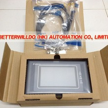 SK-043AE/B Original New Samkoon 4.3'' HMI Touch screen 4.3 inch With Software + Free USB Cable 1 Year Warranty