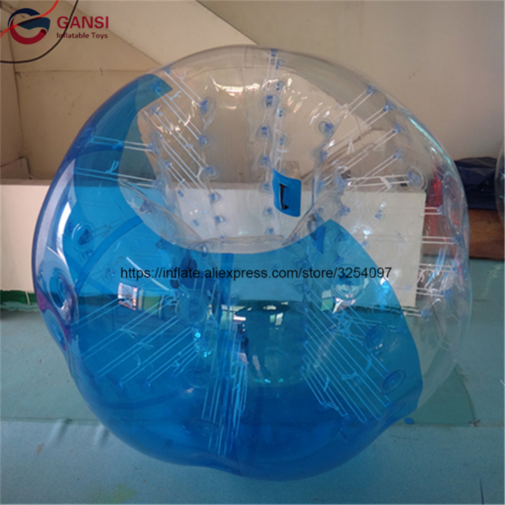 inflatable bubble ball49