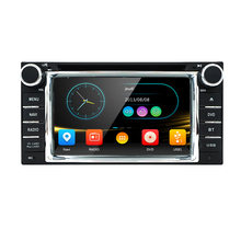Multimedia Stereo Car Radio DVD MP3 Player GPS Navigation iPod RDS ForToyota dvbt dab+box bluetooth steering wheel control maps