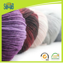 shanghai smb fancy yarn factory online selling oeko tex cheap 130g balls polyester nylon hand knitting skeins fancy yarn
