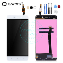 LCD Display For Xiaomi Redmi 4 Standard 2GB RAM 16GB ROM Touch Screen Digitizer Complete Assembly Replacement Spare Repair Parts