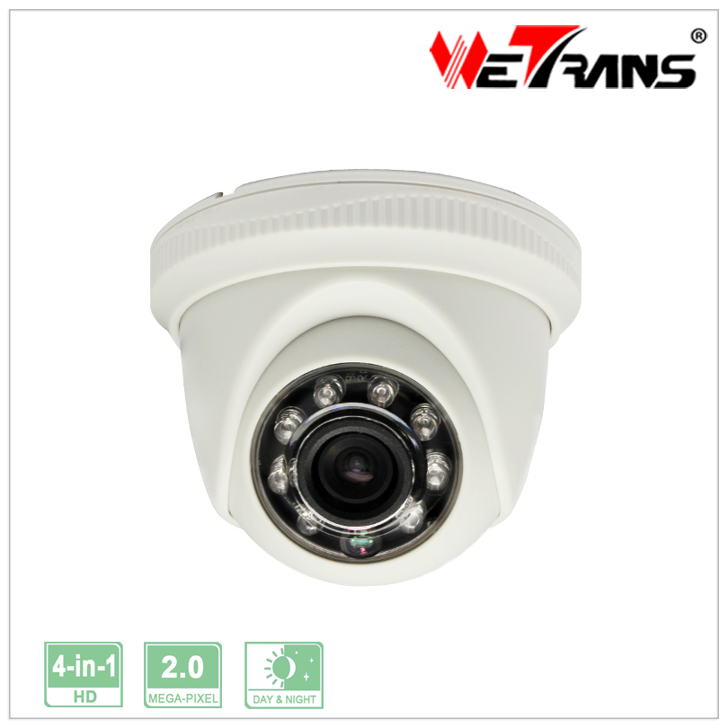 1080P Plastic Dome Camera With IR Cut Function HDTVI Camera 2.0MP Dome 4 in 1 Hybrid Camera TVI Camera TR-X20BD531<br><br>Aliexpress