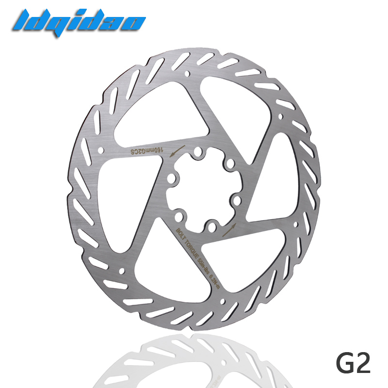 New Avid G3 CS Disc Brake Rotor 160mm 6 bolts Pair set 2 pcs for Elixir BB5 BB7