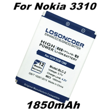 1850mAh BLC-2 battery BLC2 for NOKIA 3310 3330 1260 2260 3315 3320 3350 3360 3390 3410 3510 3520 3310 battery(China)