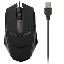 Design 1200 DPI USB Wired Optical Gaming Mice Mouse For PC Laptop Futural Digital Drop Shipping JULL28