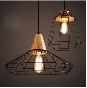 free shipping Designer loft vintage industrial lighting Pendant lamp/ Only E27 lampholder available<br><br>Aliexpress