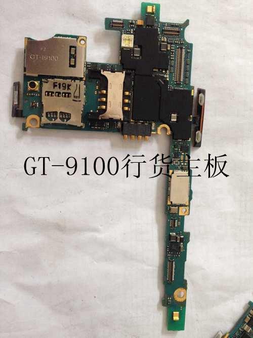 Original Unlock Motherboard  For Samsung S2 I9100 WCDMA/GSM Mainboard Board free shipping-test ok<br><br>Aliexpress