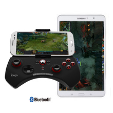 Gamepads controle android iPega 9025 PG-9025 Wireless Bluetooth Game controller Gamepad Joystick For iPhone& iPad Android PC(China)