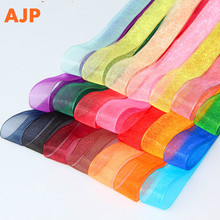 AJP 2CM wide 45cm length snow yarn hook cap  gift box packaging with decorative  ribbon / cake box  wedding supplies