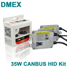 DMEX 1 SET 4500K 5500K 6500K Canbus HID Xenon Kit H1 H3 H7 H11 9005 9006 9012 D2H Hylux 2A88 Canbus Ballast Yeaky HID Xenon Bulb(China)