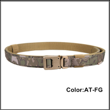 1.5 Inch Shooter Belt tactical Military Army Belts Waist Support Airsoft Tactical Belt Multicam EM9250 Free Shipping