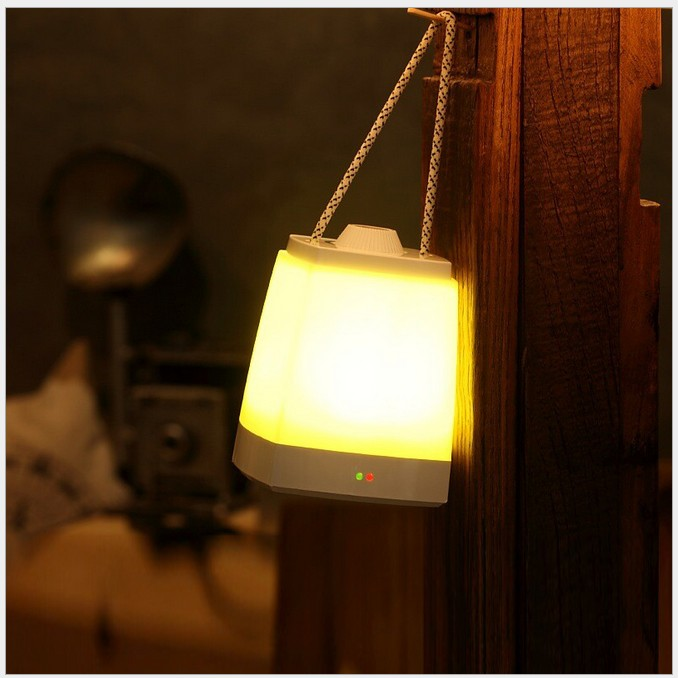 2017 New Hand Cell Night Lights 110/220v Indoor Bed Bedside Lamp USB Recharge LED Dimmer Eye Protection Lamp For Christmas Gift<br><br>Aliexpress