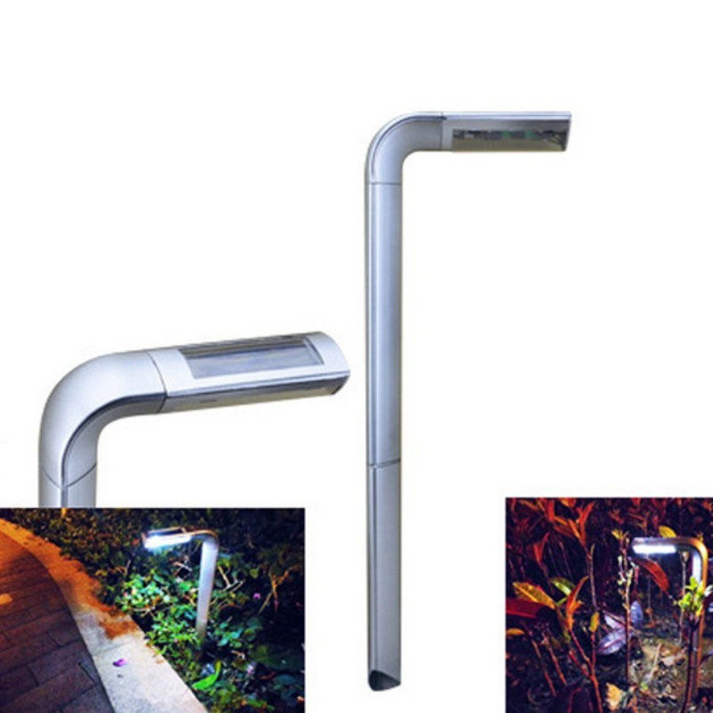 Uniquefire 4 LED Solar Garden Lamp 7 Style Waterproof Outdoor Light Optical Sensor Lawn Lighting<br><br>Aliexpress