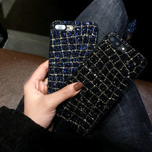 Buy Luxury Bling Glitter Shining Sequins Phone Cases iPhone 7 8 6 6S Plus Fashion Diamond Cover Back iPhone X 6 S 7Plus Capa for $2.99 in AliExpress store