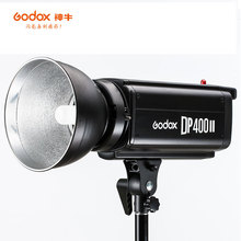 Godox Strobe DP400II 400W Studio Professional Flash with Built-in Godox 2.4G Wireless X System for Offers Creative Photography
