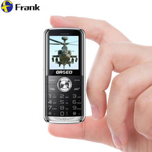 Mini Phone  Child's Phone Old Man Student Phone Card Bluetooth GSM 900/1800MHZ Dual SIM Card English Russian Card Phone