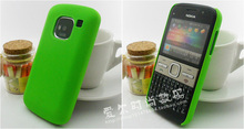 PLASTIC NET HARD MESH HOLES Back CASE COVER FOR NOKIA E5 FREE SHIPPING