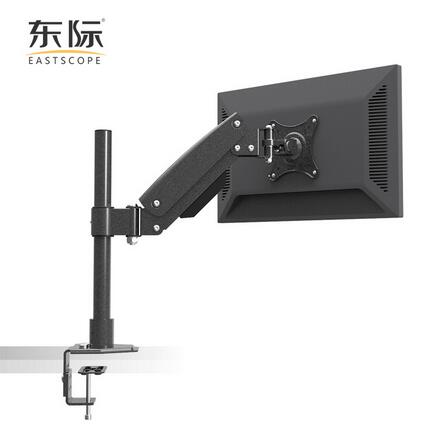 Desktop Clamping and Grommet Mount Gas Spring Full Motion LCD LED Monitor Holder Arm Loading 10kgs L151<br><br>Aliexpress