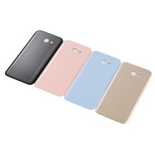 New A3 A5 A7 2017 Back Door Rear Glass Battery Cover For Samsung Galaxy A320 A520 A720 Housing Battery Back Case