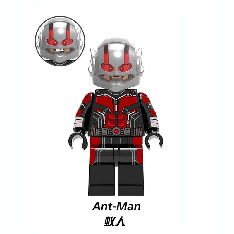 3 XH-869 Ant-Man